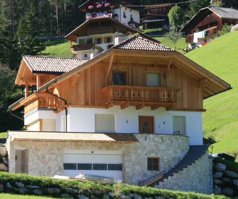 Armature per tetti aggiunta piani facciate for Piani casa unifamiliare
