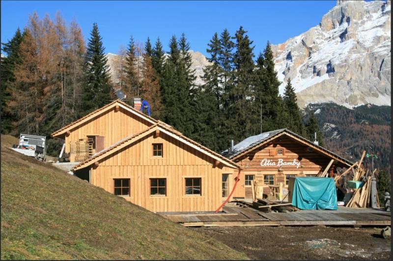 Facciate case rustiche facciate case rustiche with for Casa in stile scandole