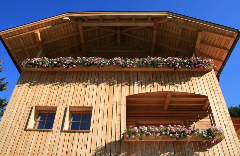 Rivestimento Casa In Legno : Case in legno